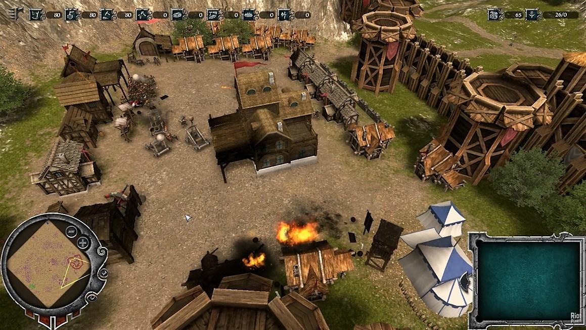 Игры стратегии средневековье на пк скачать торрент