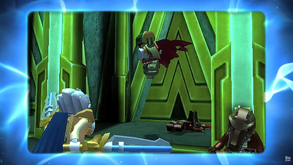 Лего чима скачать игру через торрент